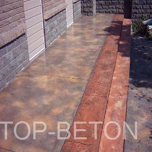Травление бетон класс и марка раствора цементного
